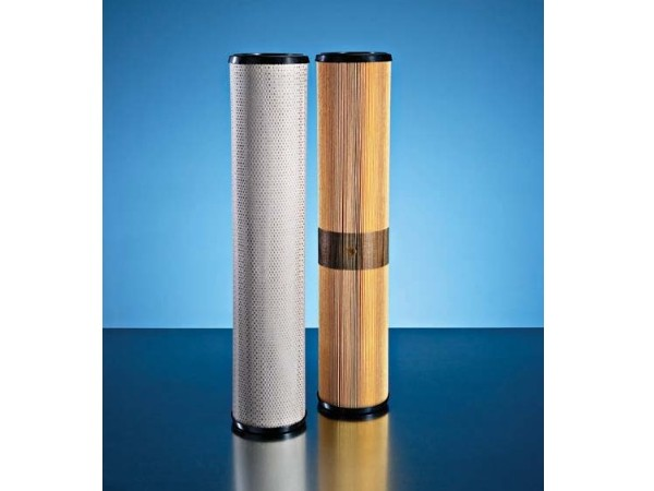 CIF Series High Efficiency Pleated Paper Filter Cartridges