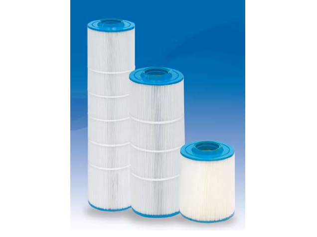 Pleated Jumbo Filter Cartridges