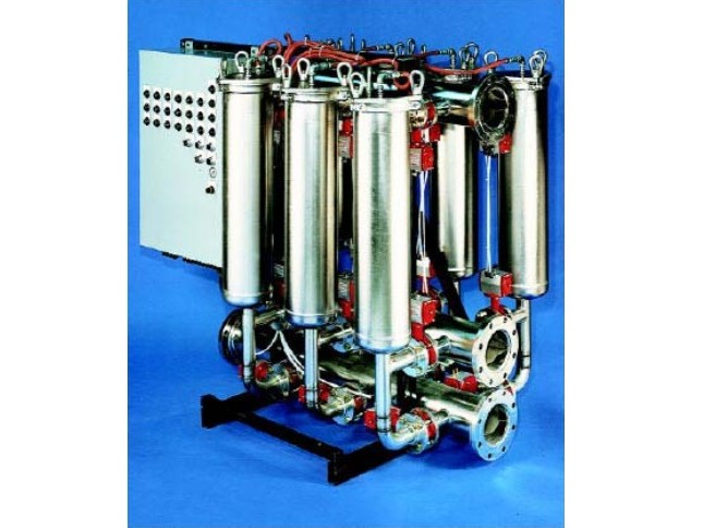 Automatic Backwash Filter System