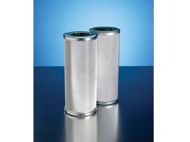 MM Series Screen Wrapped Filter Cartridges