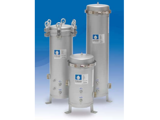 Universal Multi-Cartridge Filter Housings