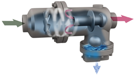 Eaton Filtration Device