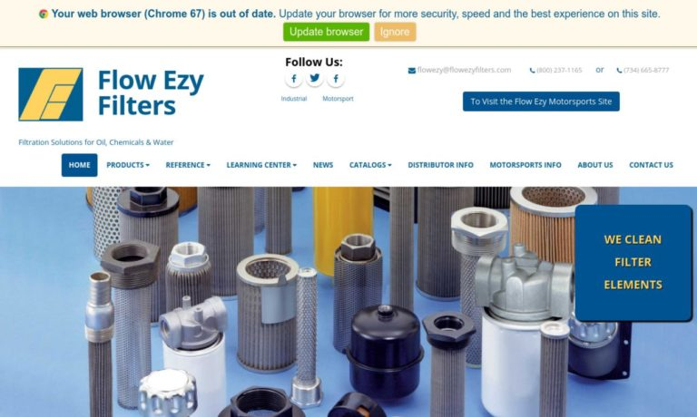Flow Ezy Filters, Inc.