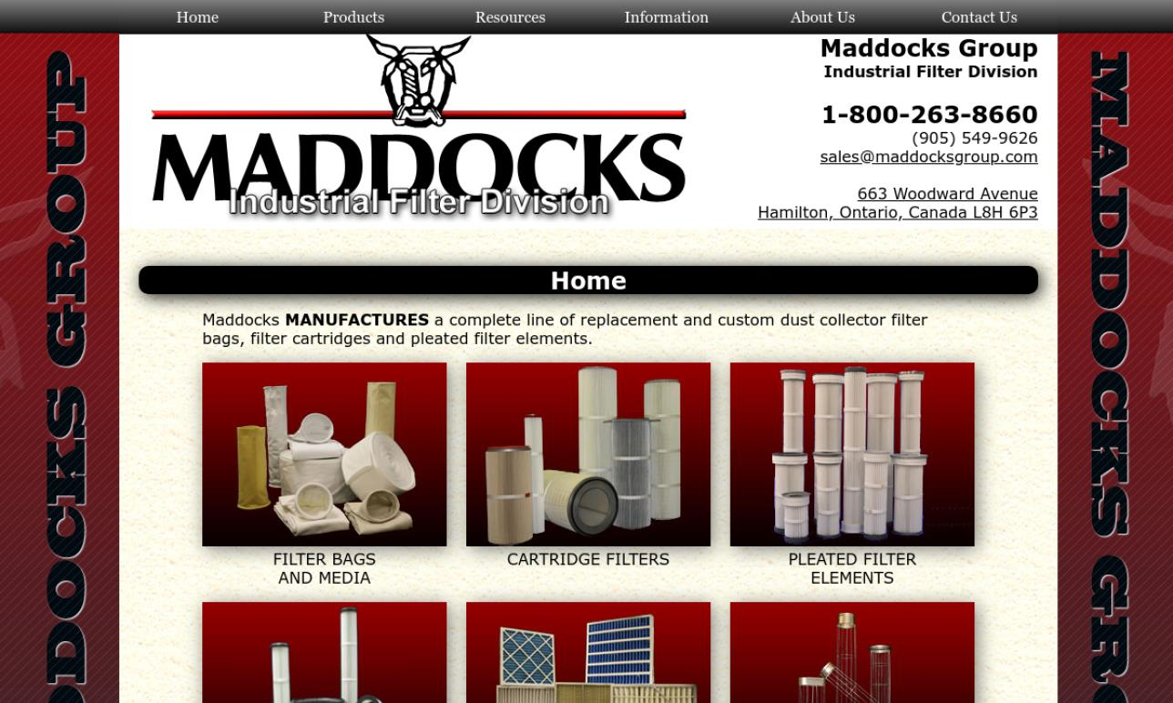 Maddocks Engineering, Ltd.