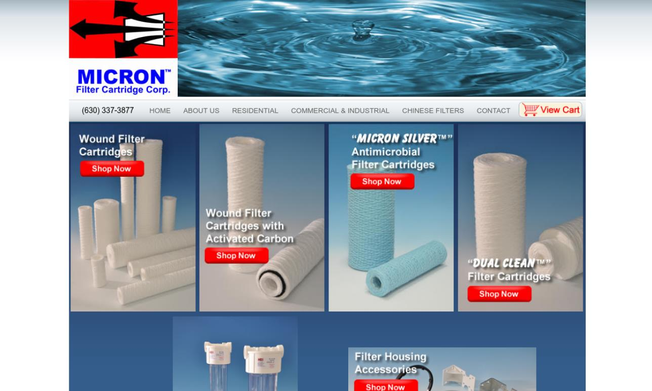 MICRON Filter Cartridge Corp.