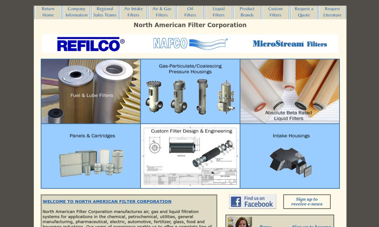 North American Filter Corporation