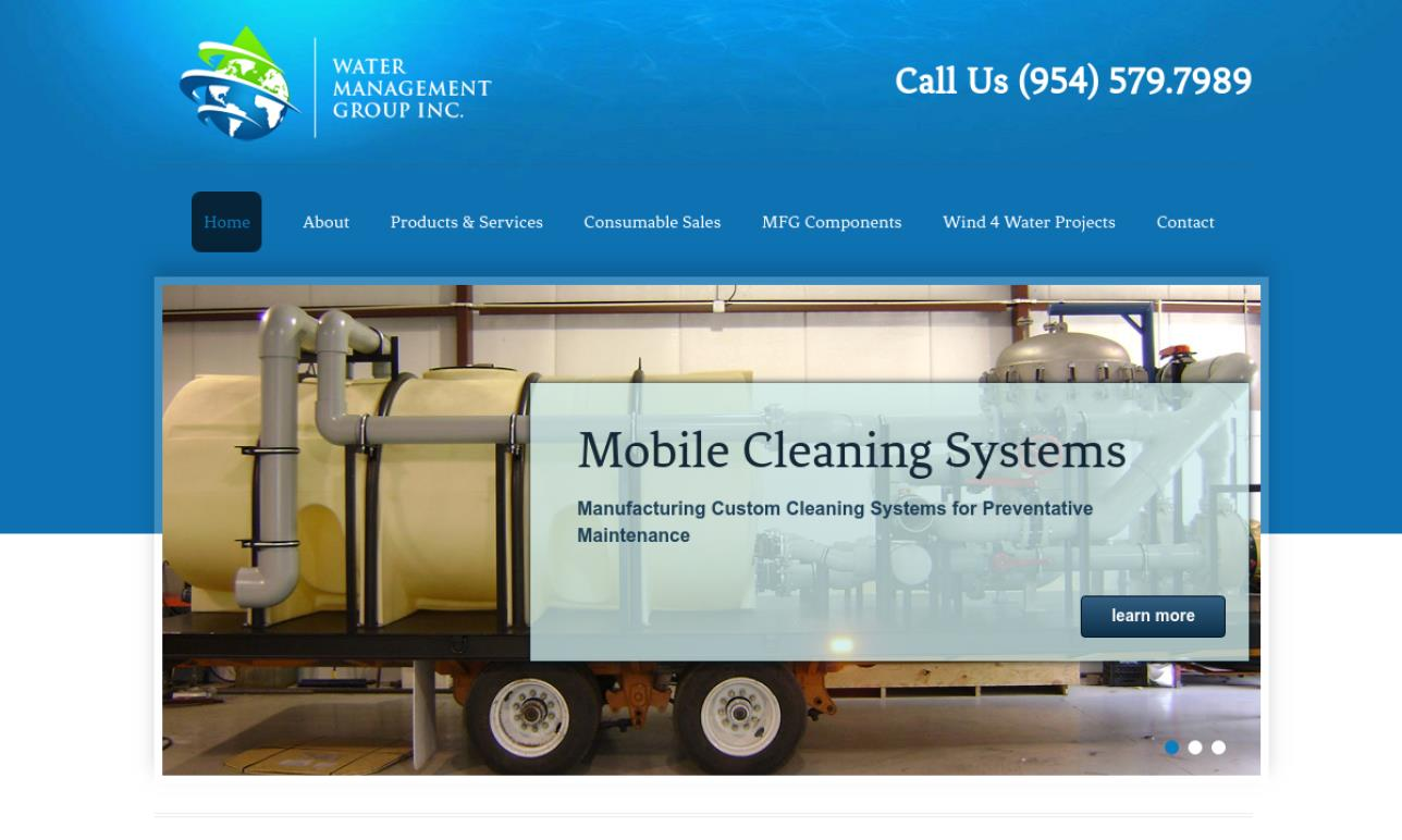 Water Management Group, Inc.