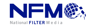 National Filter Media Corporation Logo